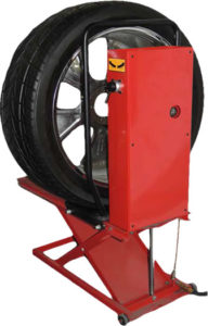 Bright BJ3 Wheel lifter for wheel balancers