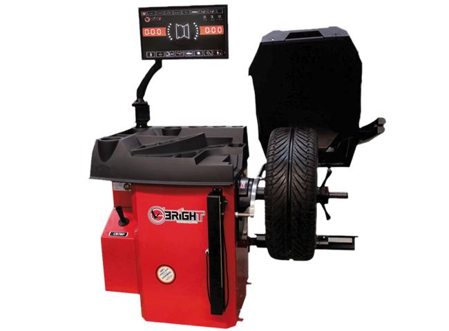 Bright CB78S Wheel Balancer