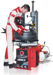Bright LC890S Tyre Changer