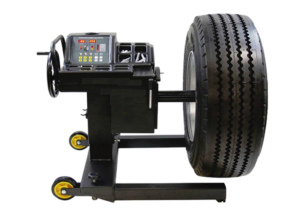 Bright XTB1200 Hand Spun Wheel Balancer