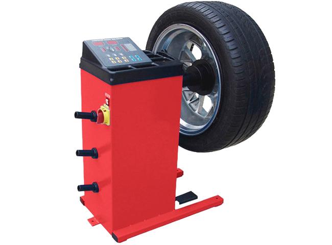Bright XTB820 Hand Spun Wheel Balancer